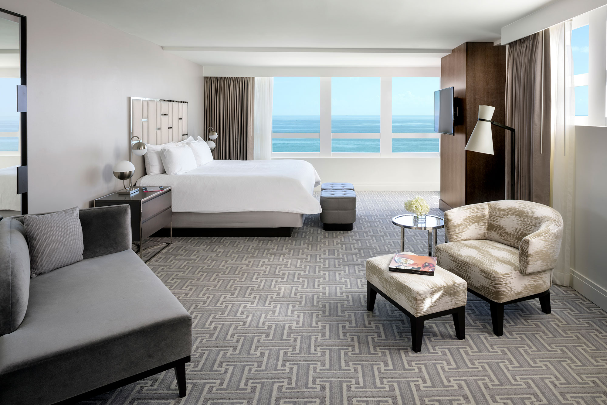 Fontainebleau Miami Beach Rolls Out Upgraded Suites