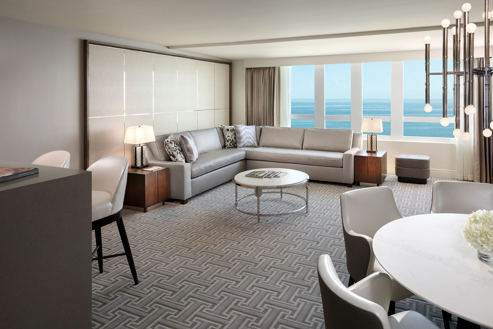 Fontainebleau miami beach rolls out upgraded suites - 2 bedroom hotel suites in miami south beach ...