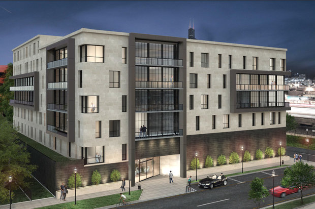 New U Apartments Headed To Chicago S University Village
