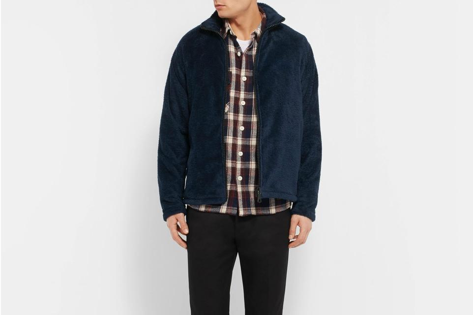 The Best Men's Fleece Jackets to Buy Right Now - Racked