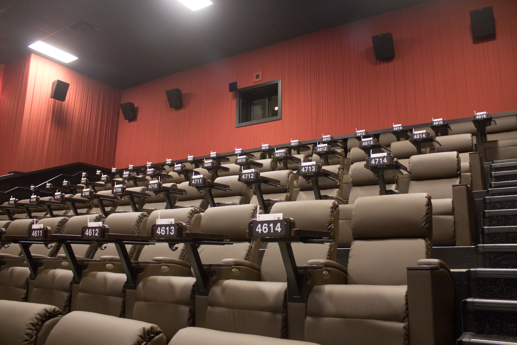 Inside Family Friendly Alamo Drafthouse Mueller And