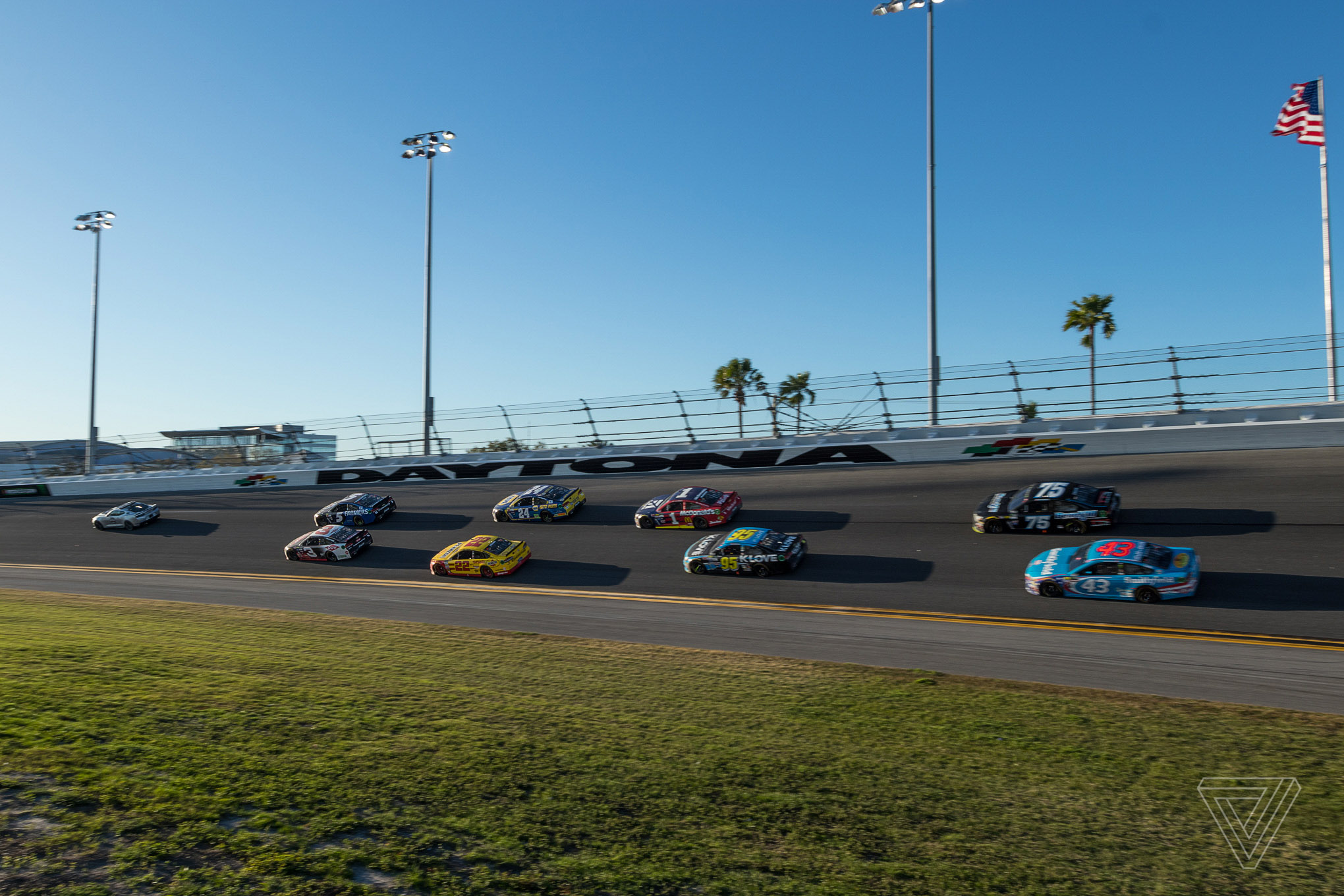 This year\'s Daytona 500 was a beta test for the future of NASCAR ...