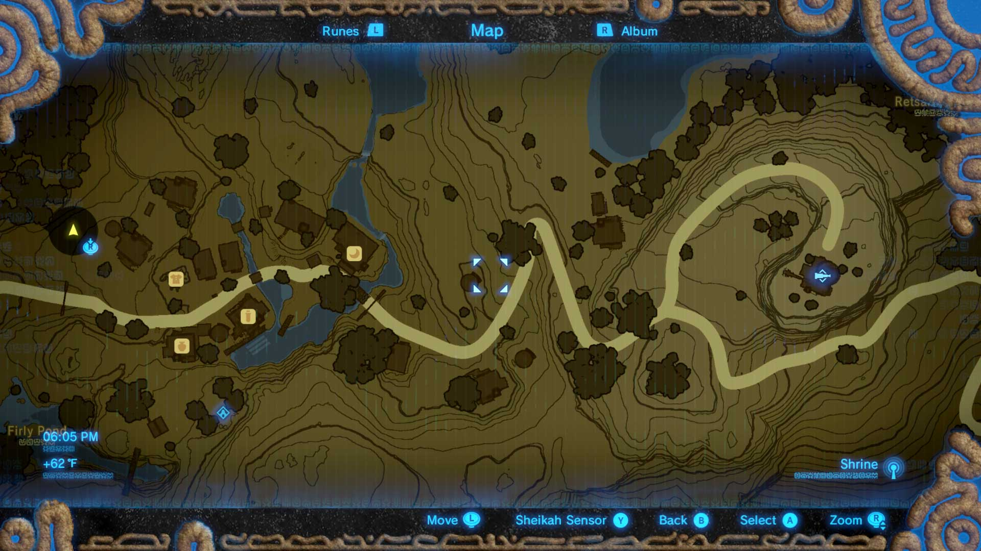 Breath of the wild locked mementos guide and walkthrough polygon head northwest from kakariko village following the route on the map above youll arrive at the westernmost gate the ancient tech lab is at the sciox Choice Image