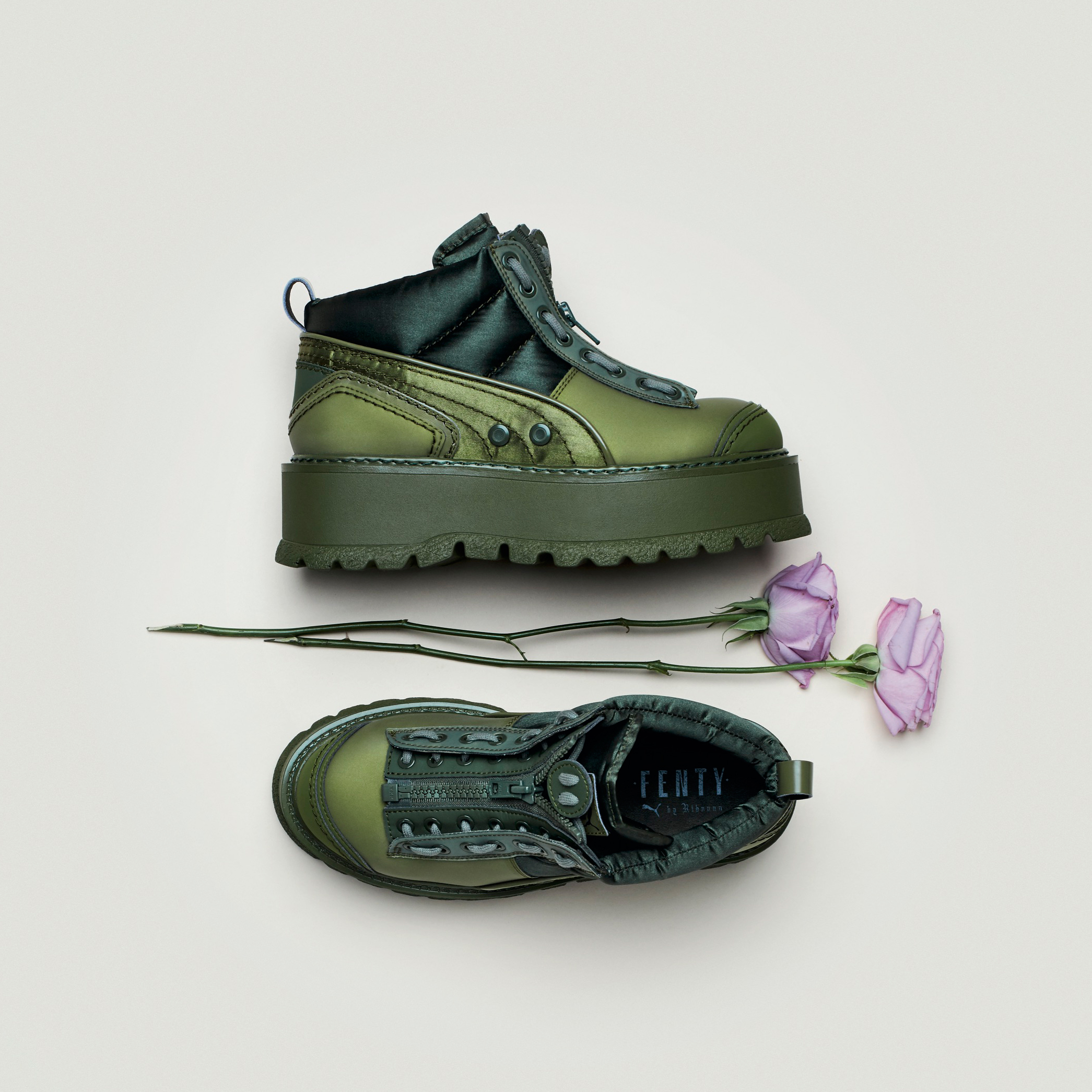 How To Buy Rihanna S Fenty X Puma Spring 2017 Collection