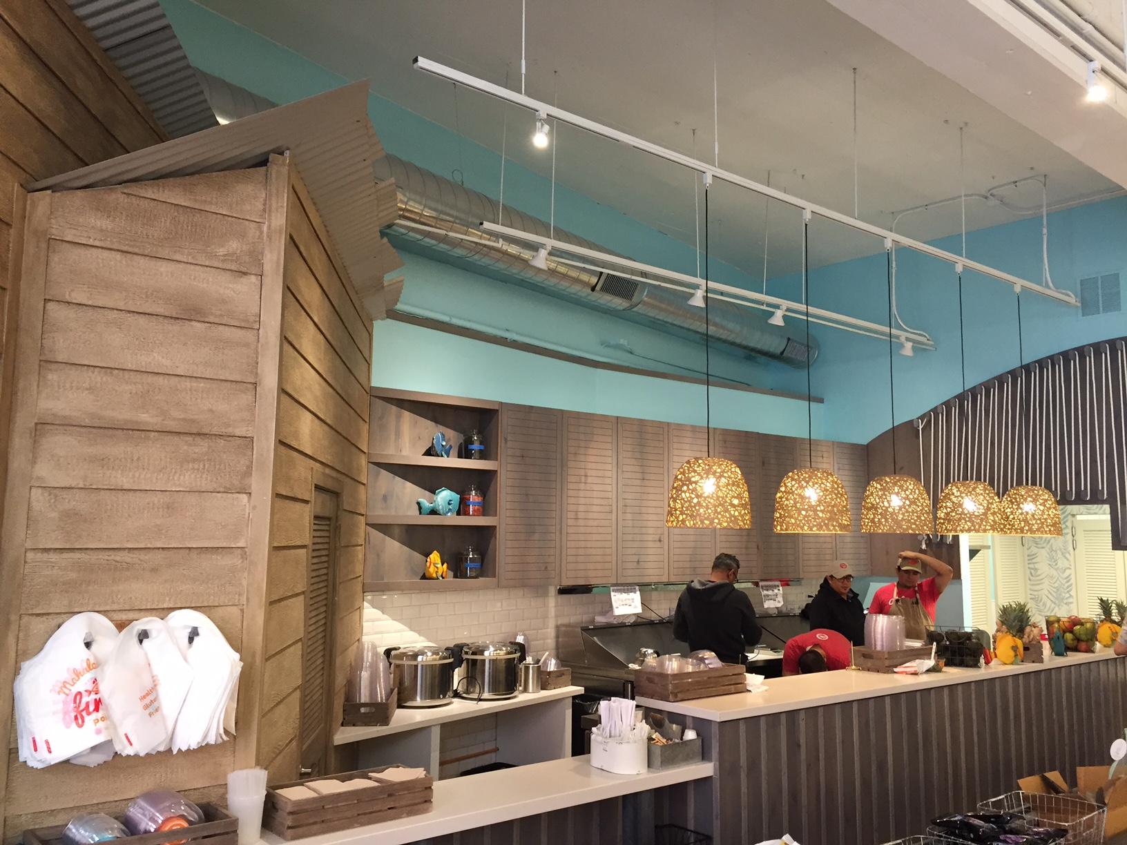 Firefin poke unleashes second trendy raw fish restaurant for Fish restaurant chicago