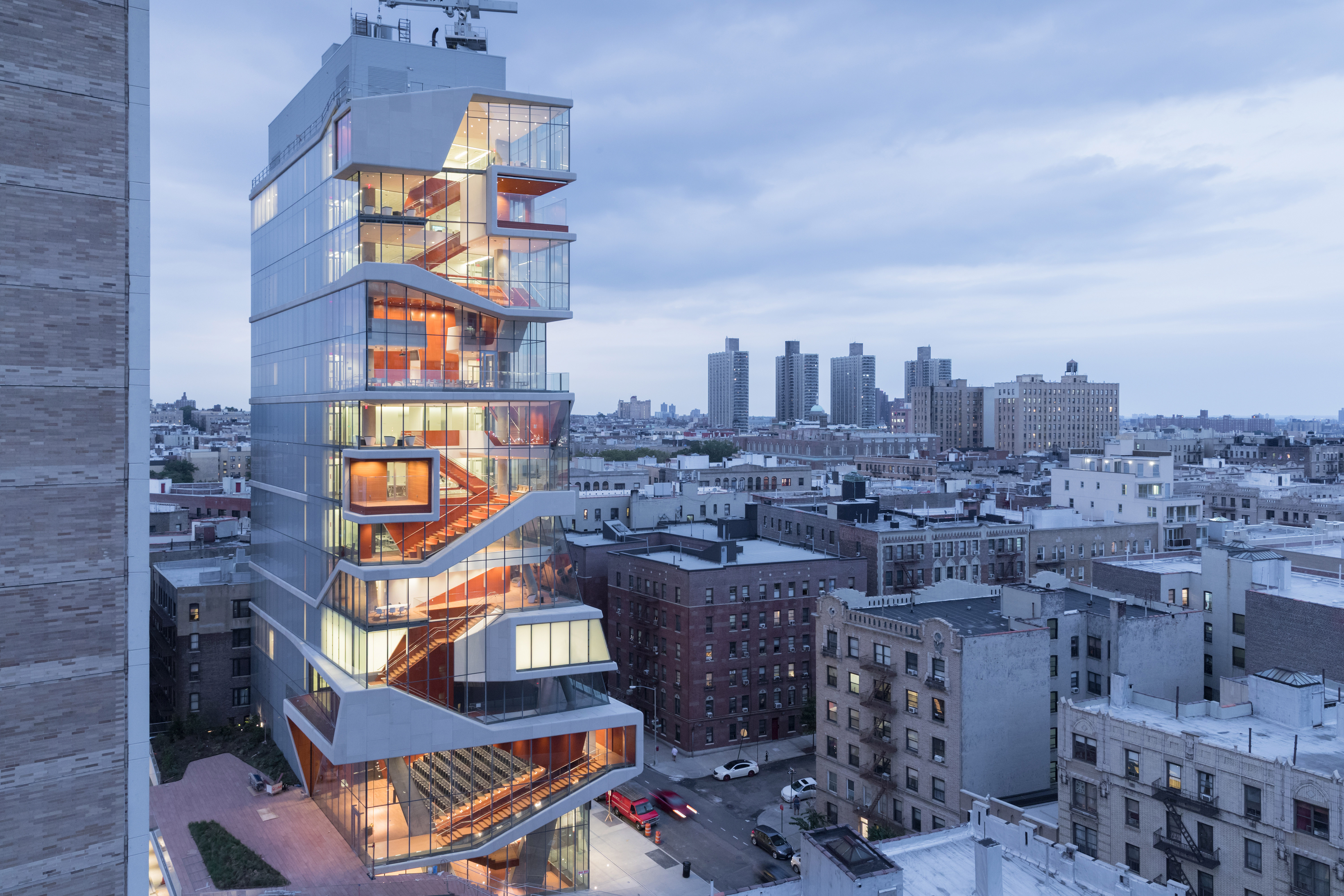 See The NYC Architecture Honored By AIAu0027s Annual Design Awards, In .