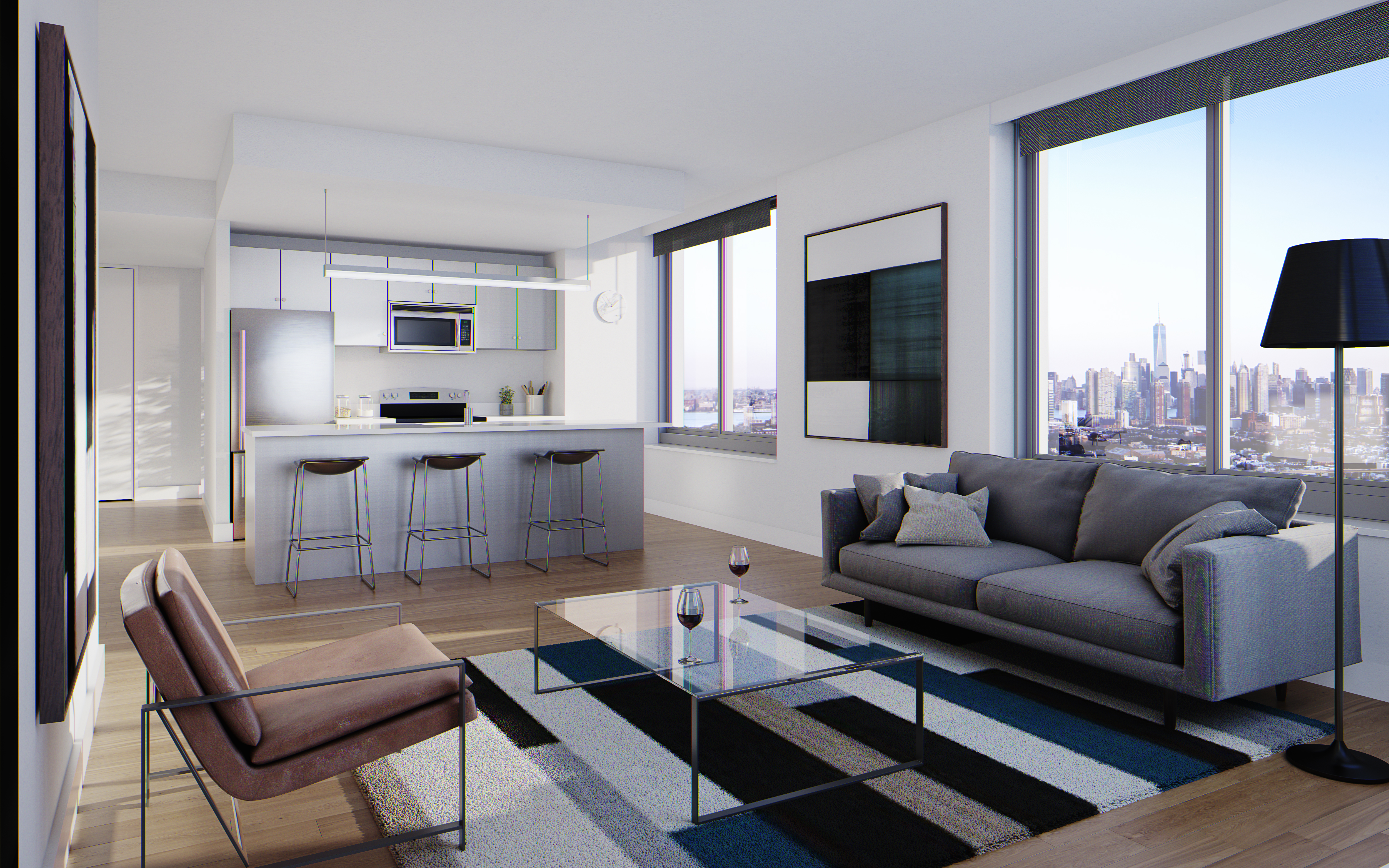 journal squared u0027s first jersey city apartment tower launches