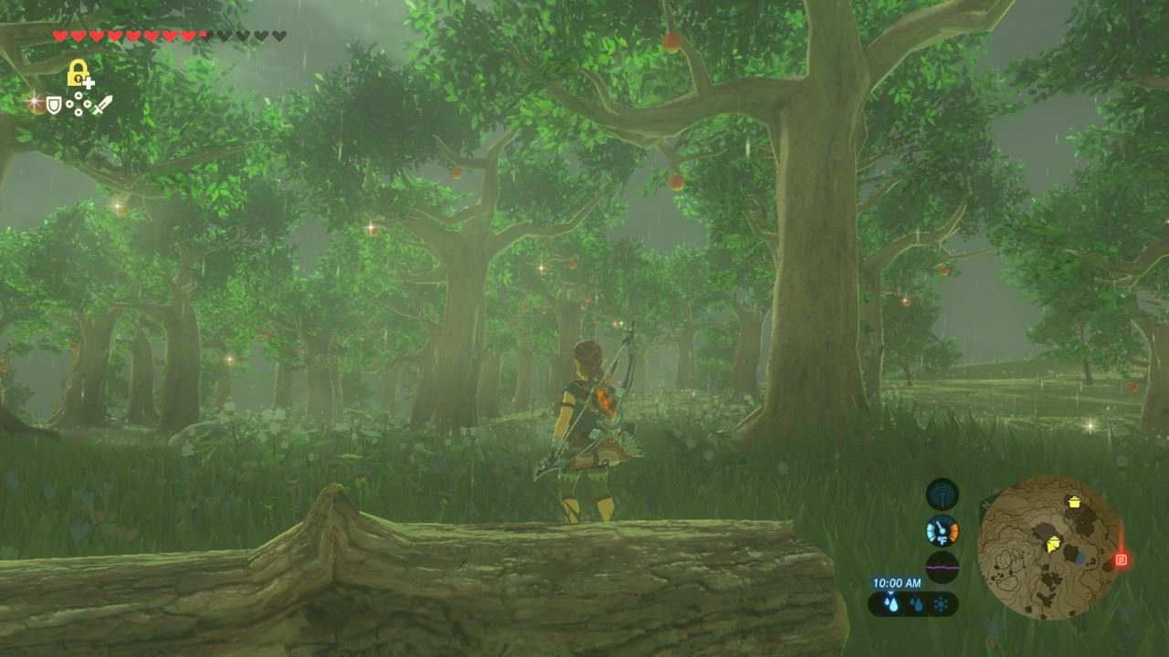 zelda breath of the wild u0027s early game is easy to grind for great