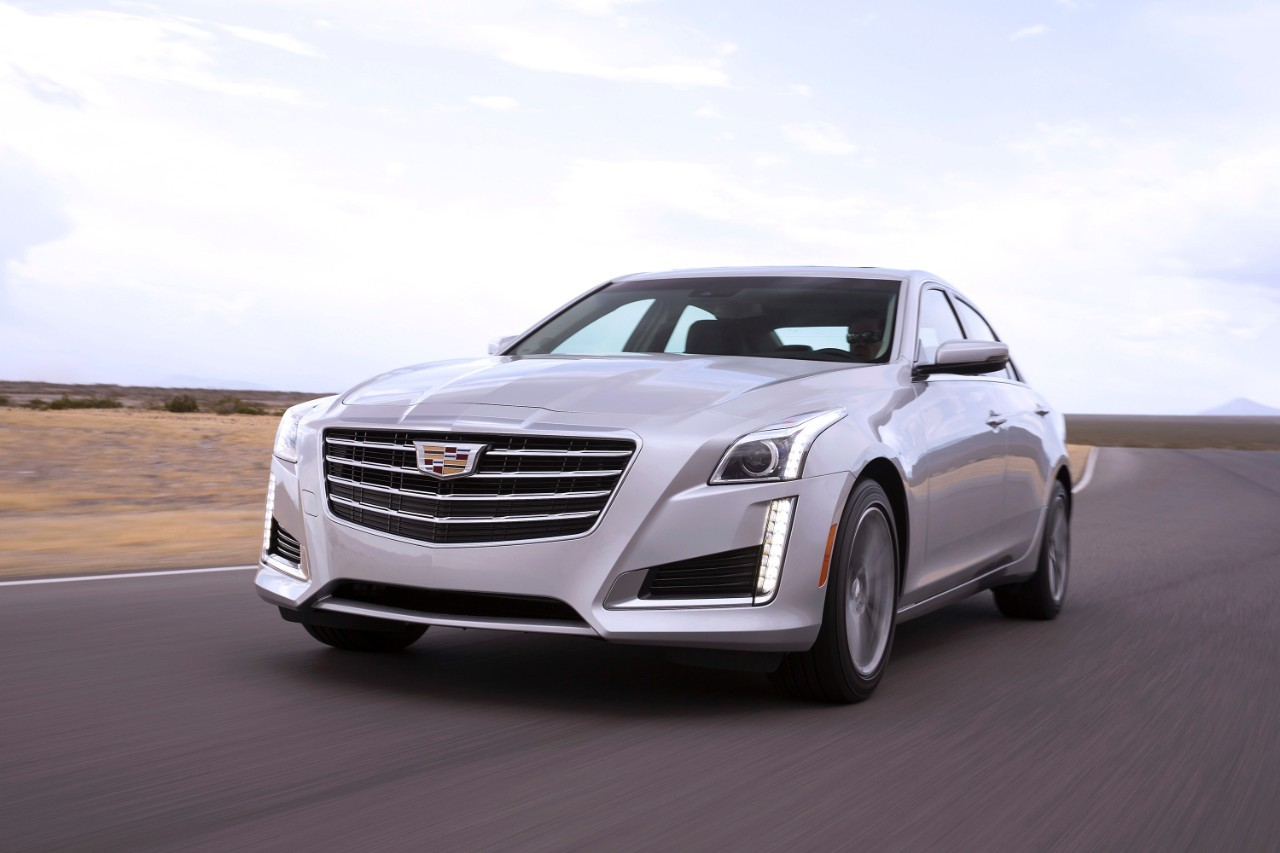 Who Makes Cadillac >> Cadillac S Cts Sedans Can Now Talk To Each Other Which May Make