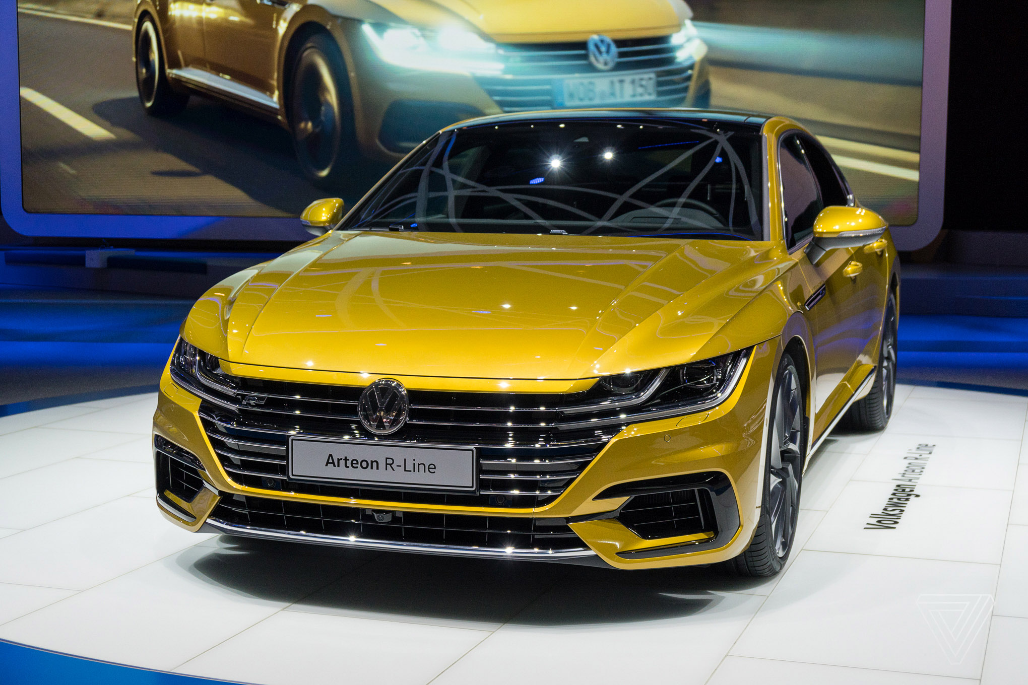 roofline of the arteon all speak to audis pedigree of appealing to a younger audience with a taste for more aggressive looking and performing cars