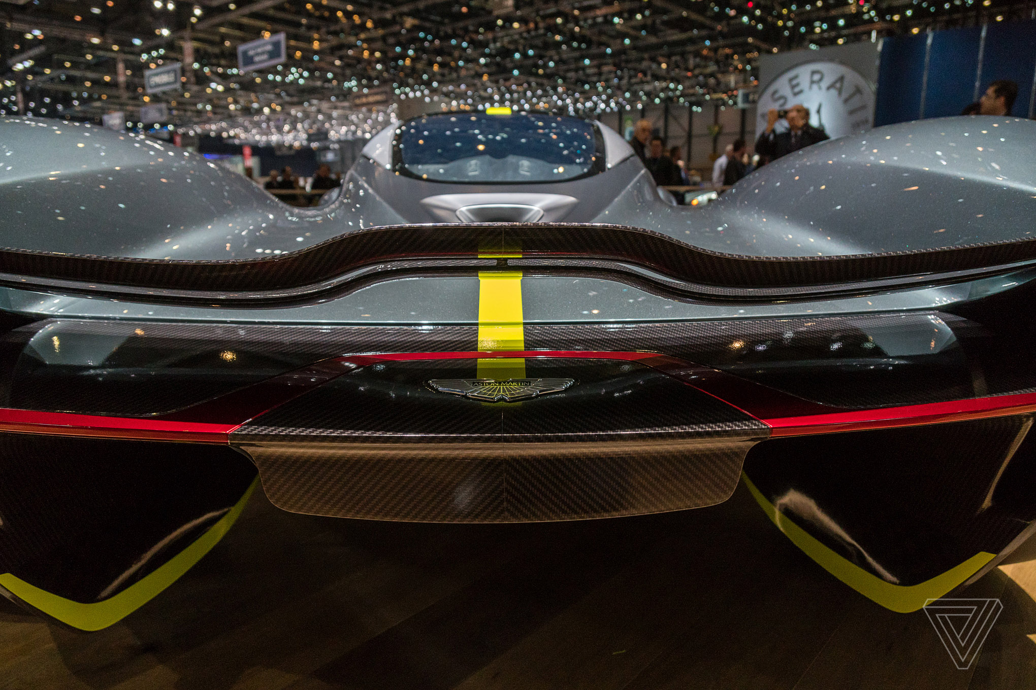 Up Close With Aston Martin S Valkyrie A Hypercar Fit For A Norse
