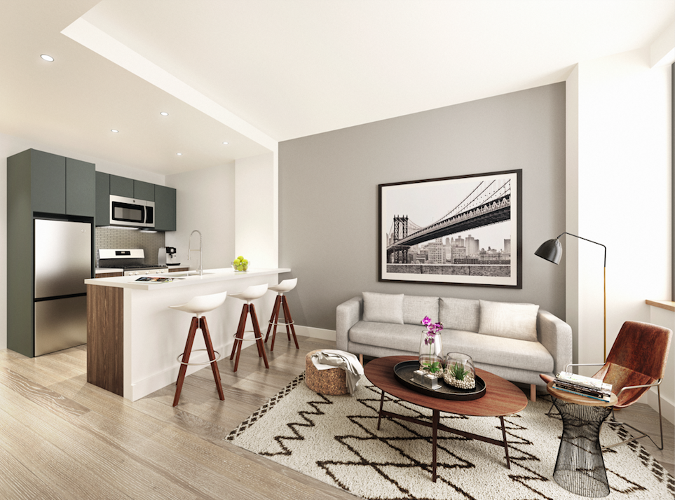 New NYC apartments hitting the market  spring 2017  Curbed East Harlem s latest luxury rental  Harlem 125  gets new  . Affordable Luxury Apartments In Nyc. Home Design Ideas