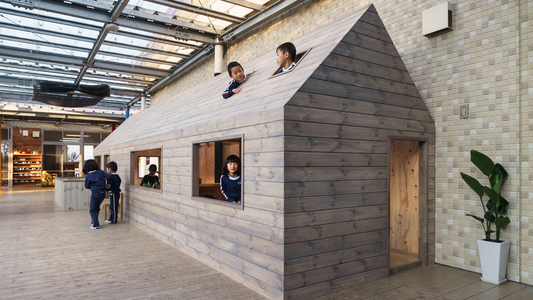 Tiny House For Playing House Added To Japanese