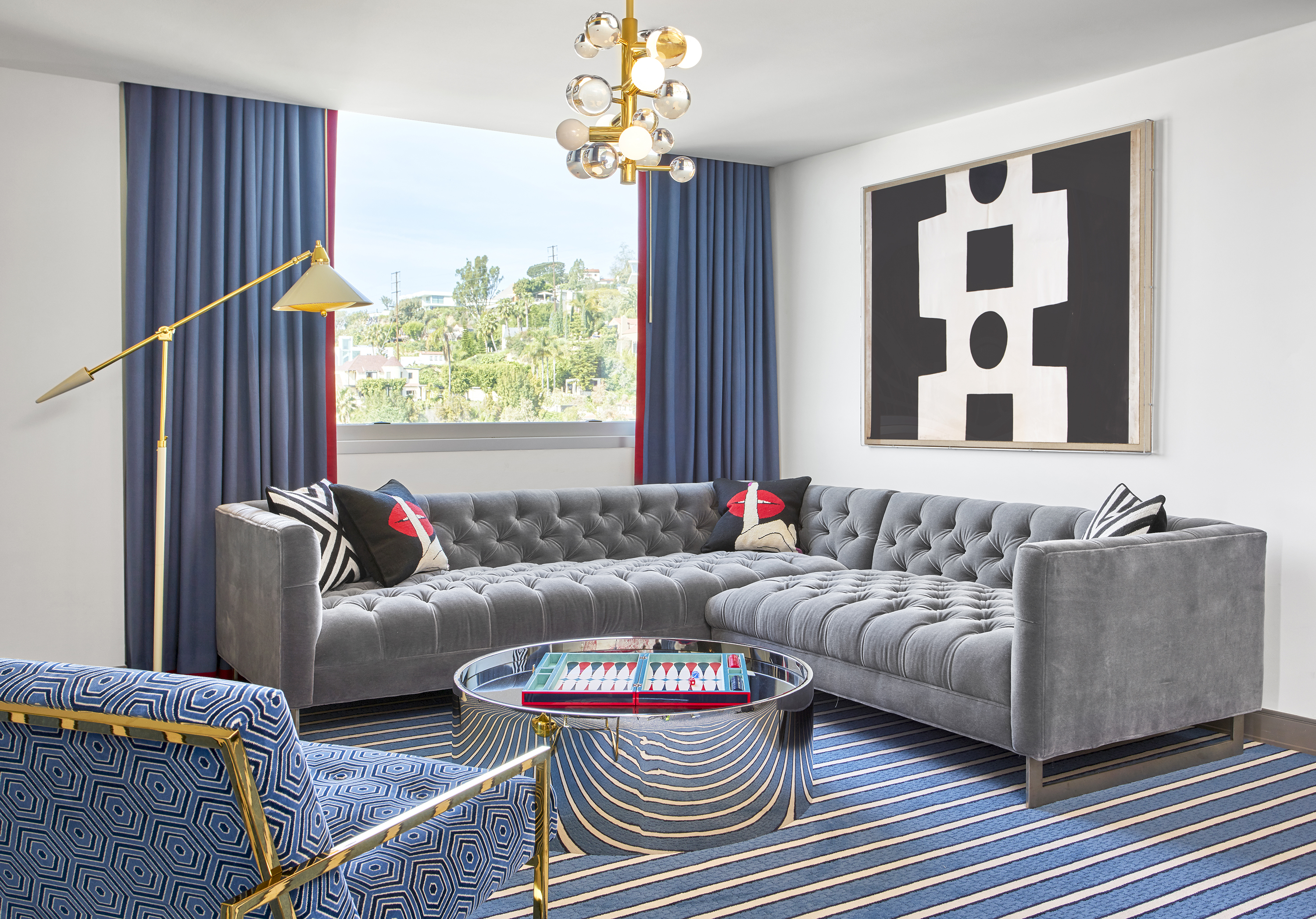 Andaz West Hollywood opens suite designed by Jonathan Adler to ...