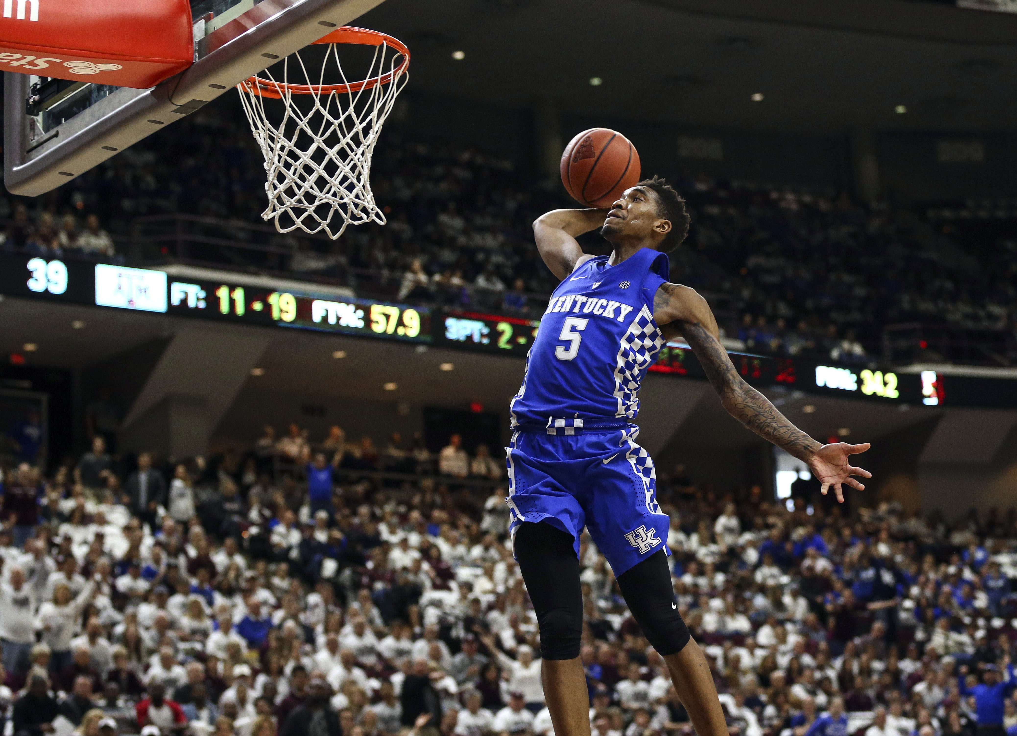 Uk Basketball: The Top 50 March Madness Players You Should Know