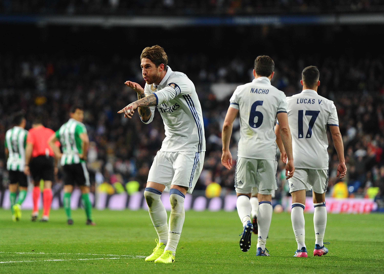 2 Real Madrid 2017 La Liga: 1 Real Betis, 2017 La Liga: Player Ratings
