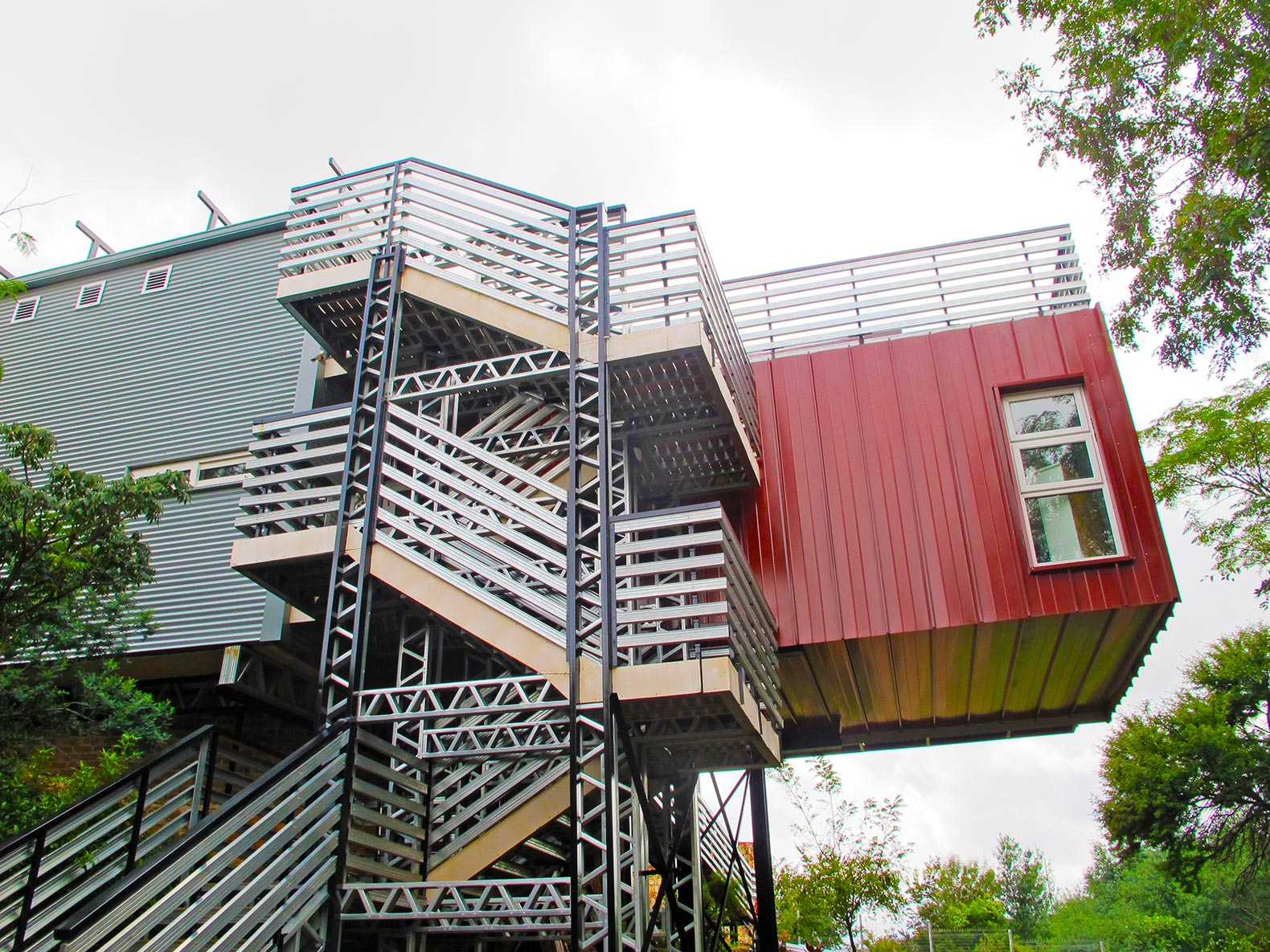 Shipping container houses the 5 best of 2017 curbed for Shipping container home building