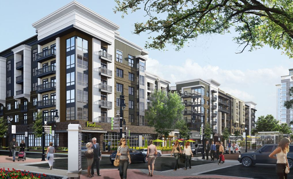 Avalon Alpharetta Ga >> Avalon prepares to unveil second phase with office, hotel towers - Curbed Atlanta