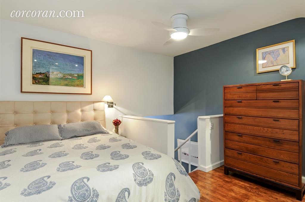 For $795K, a cute Greenwich Village triplex with plenty of room