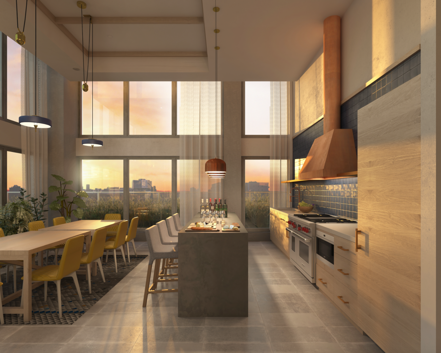 A Closer Look At The West Loop S Upcoming Landmark Apartments Curbed Chicago