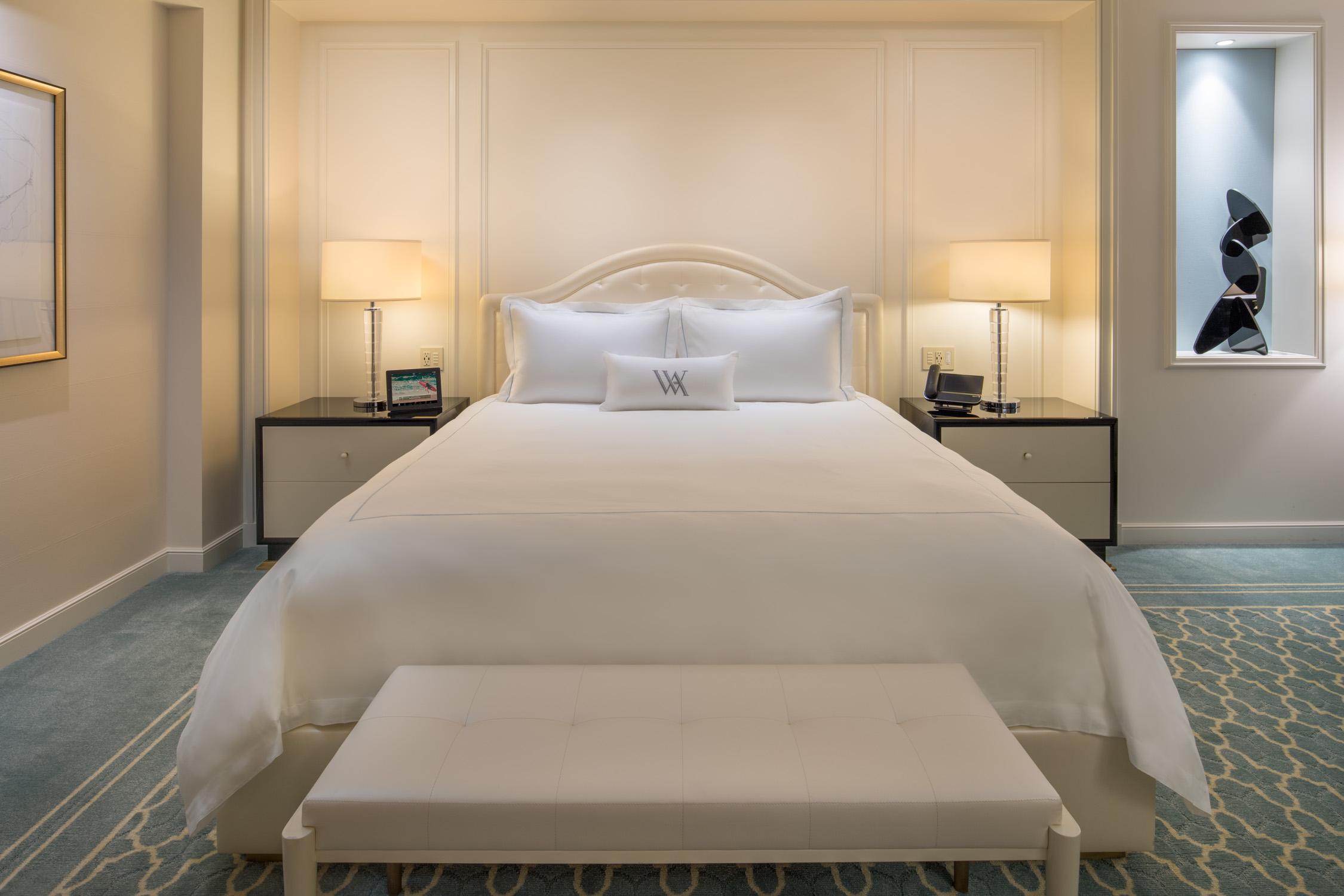 A Peek Inside The New Waldorf Astoria Beverly Hills Where