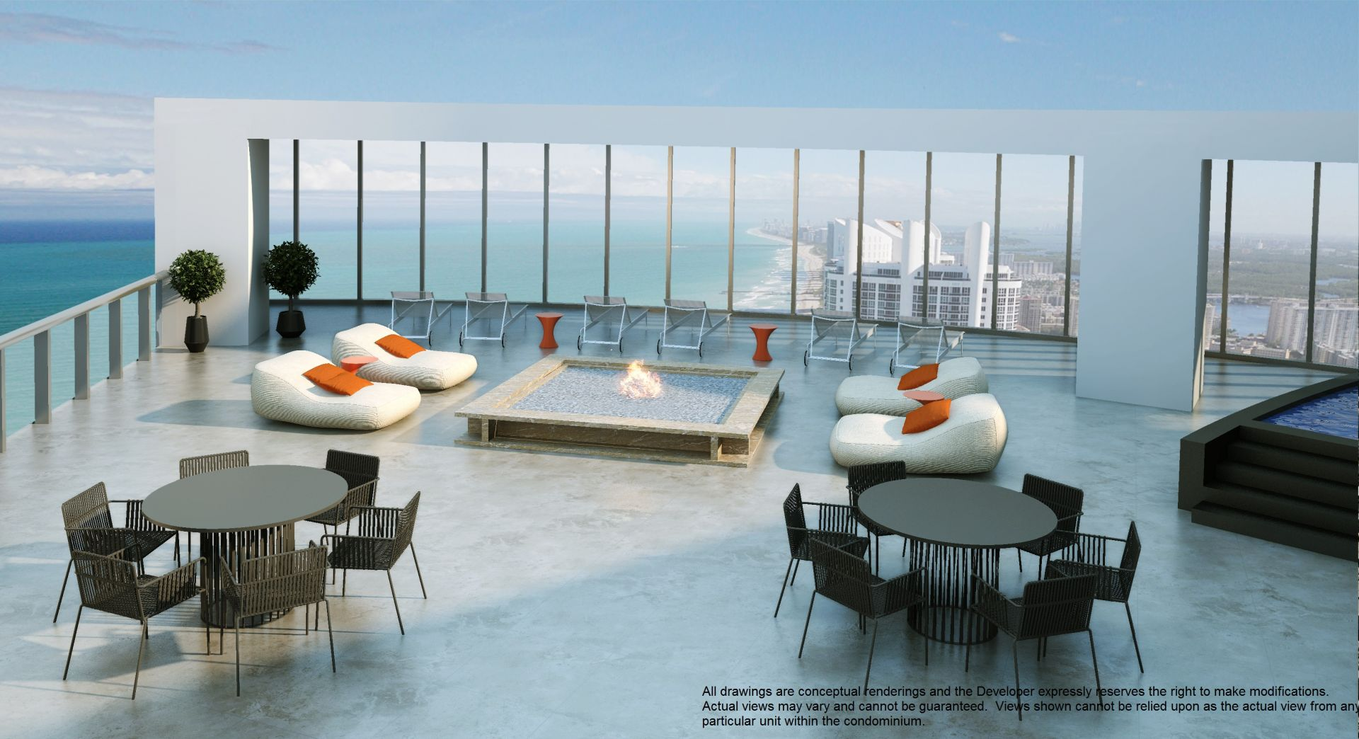 Penthouse Design miami's porsche design tower penthouse is pending sale - curbed miami