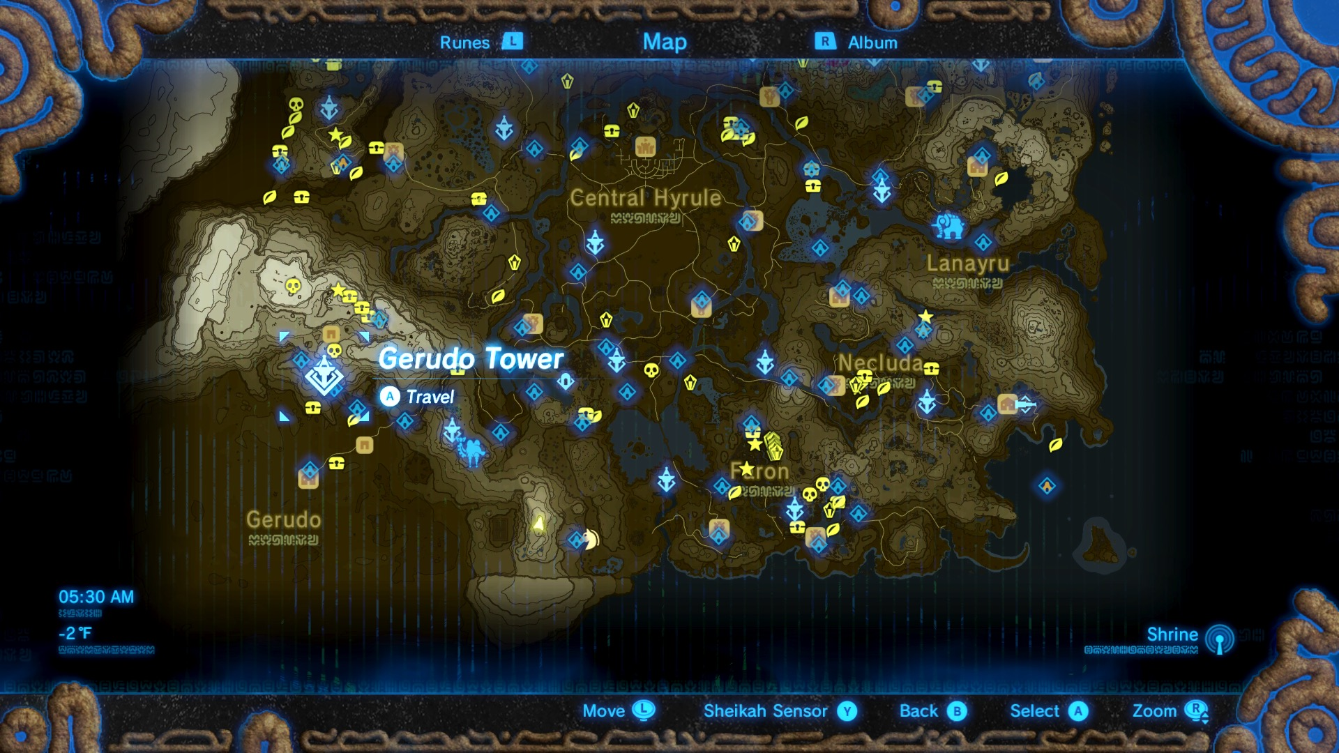 The path to the Divine Beast Vah Naboris main quest begins in Gerudo Town in the far southwest of Hyrule. You can get there from the Wasteland Tower — or, ...