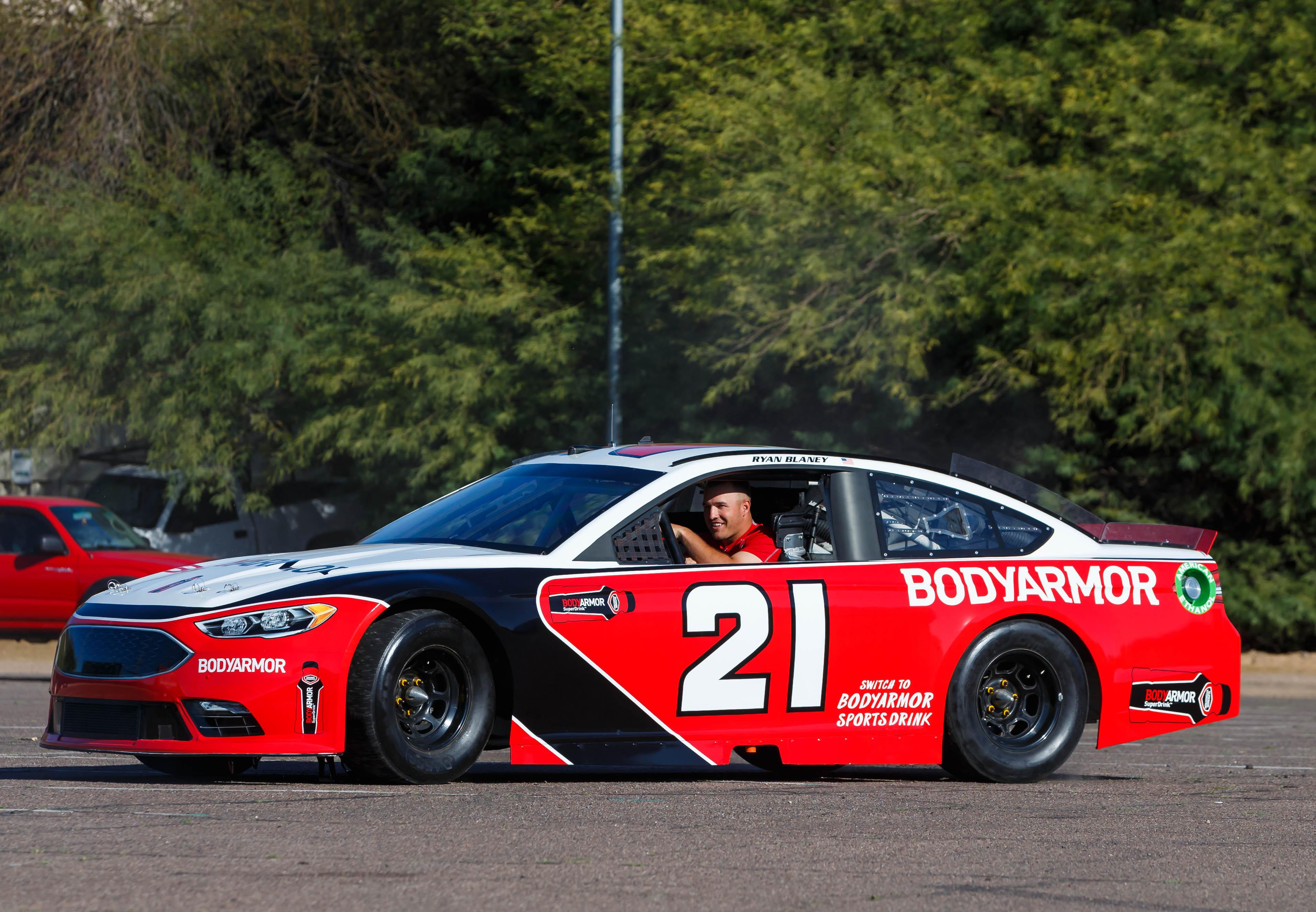 BodyArmor Considering Sponsorship Deal For Ryan Blaney's ...