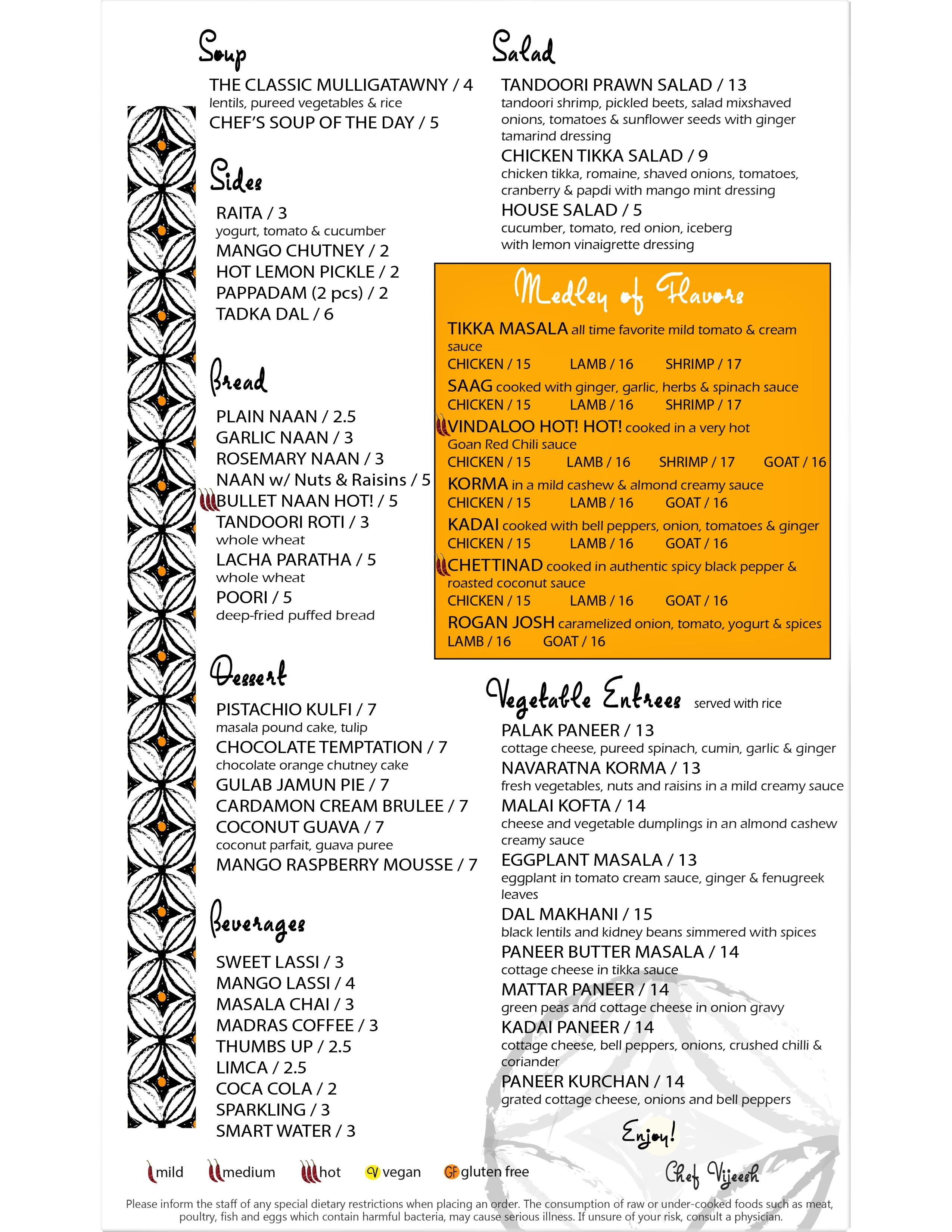 Jai Ho Indian Kitchen Bar