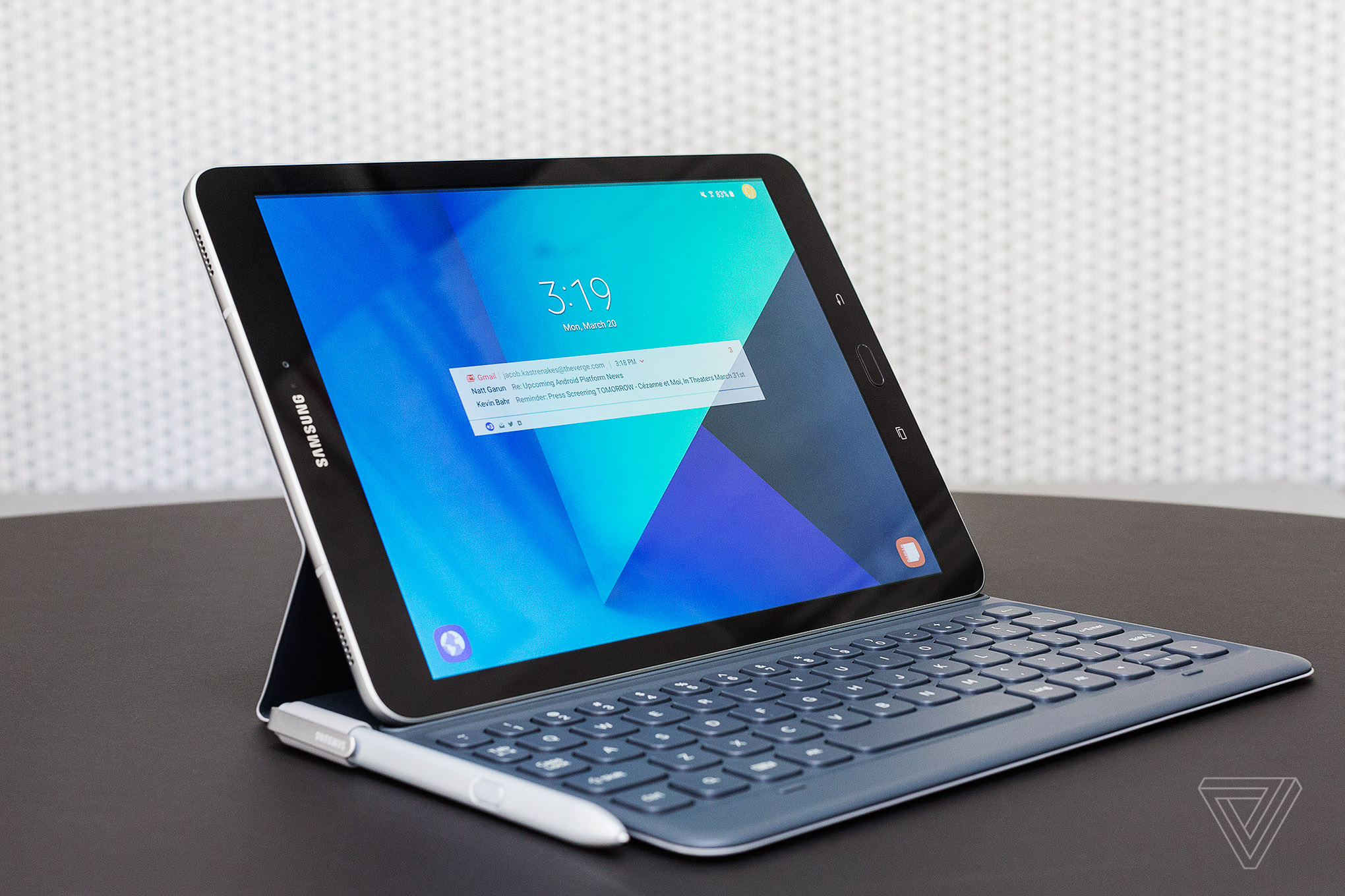 Samsung Galaxy Tab S3 Review Android S Best Foe To The