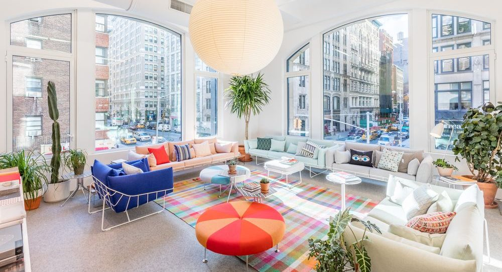 The Herman Miller flagship in New York City  Max Touhey. The 13 best furniture stores in the U S    Curbed
