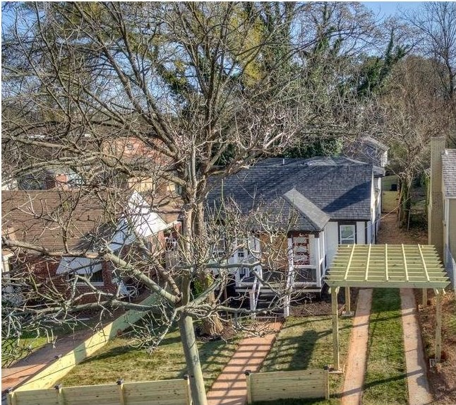 Bungalows For Sale In Virginia: Near Beltline's Westside Trail, Dramatic Bungalow Overhaul