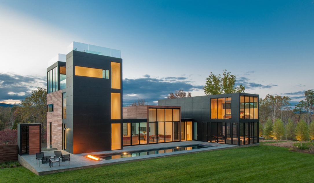 Modern Architecture Washington Dc architect robert gurney's 5 best homes in the d.c. area - curbed dc