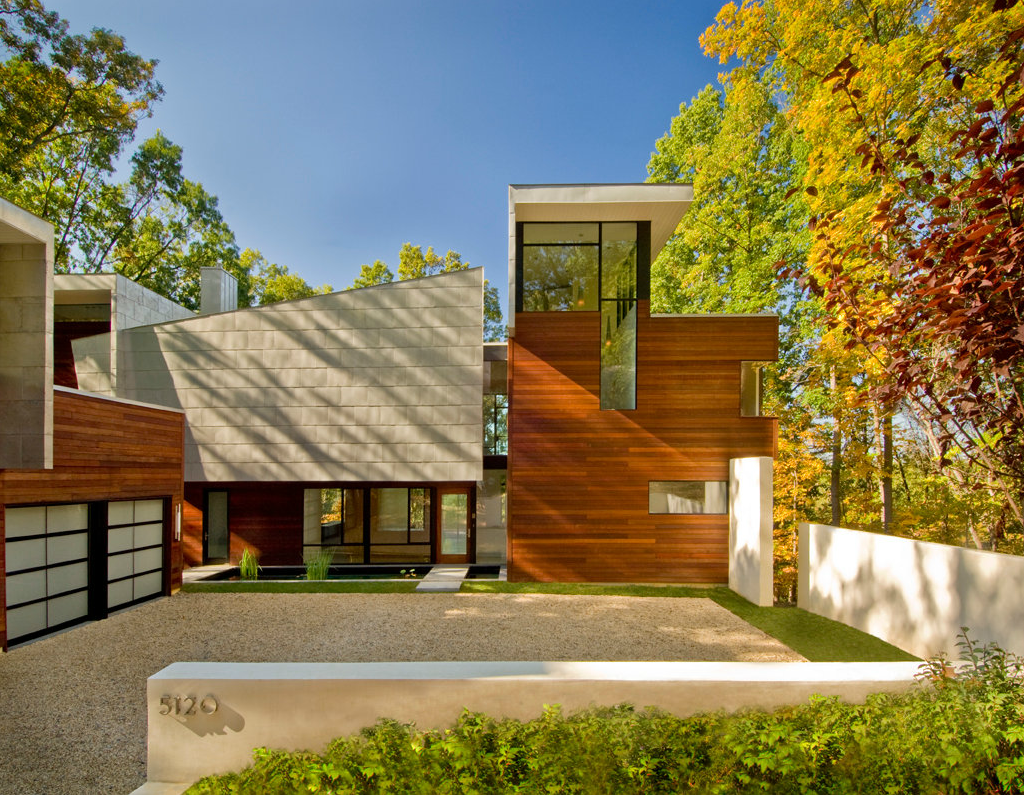 Architect Robert Gurney\'s 5 best homes in the D.C. area - Curbed DC