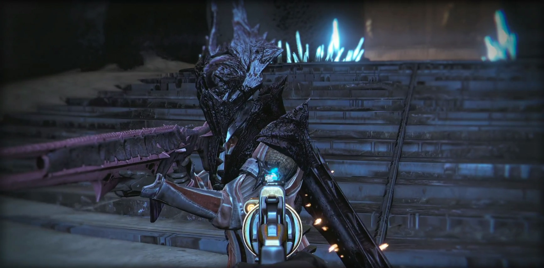 here's the new raid gear you can get in destiny age of triumph