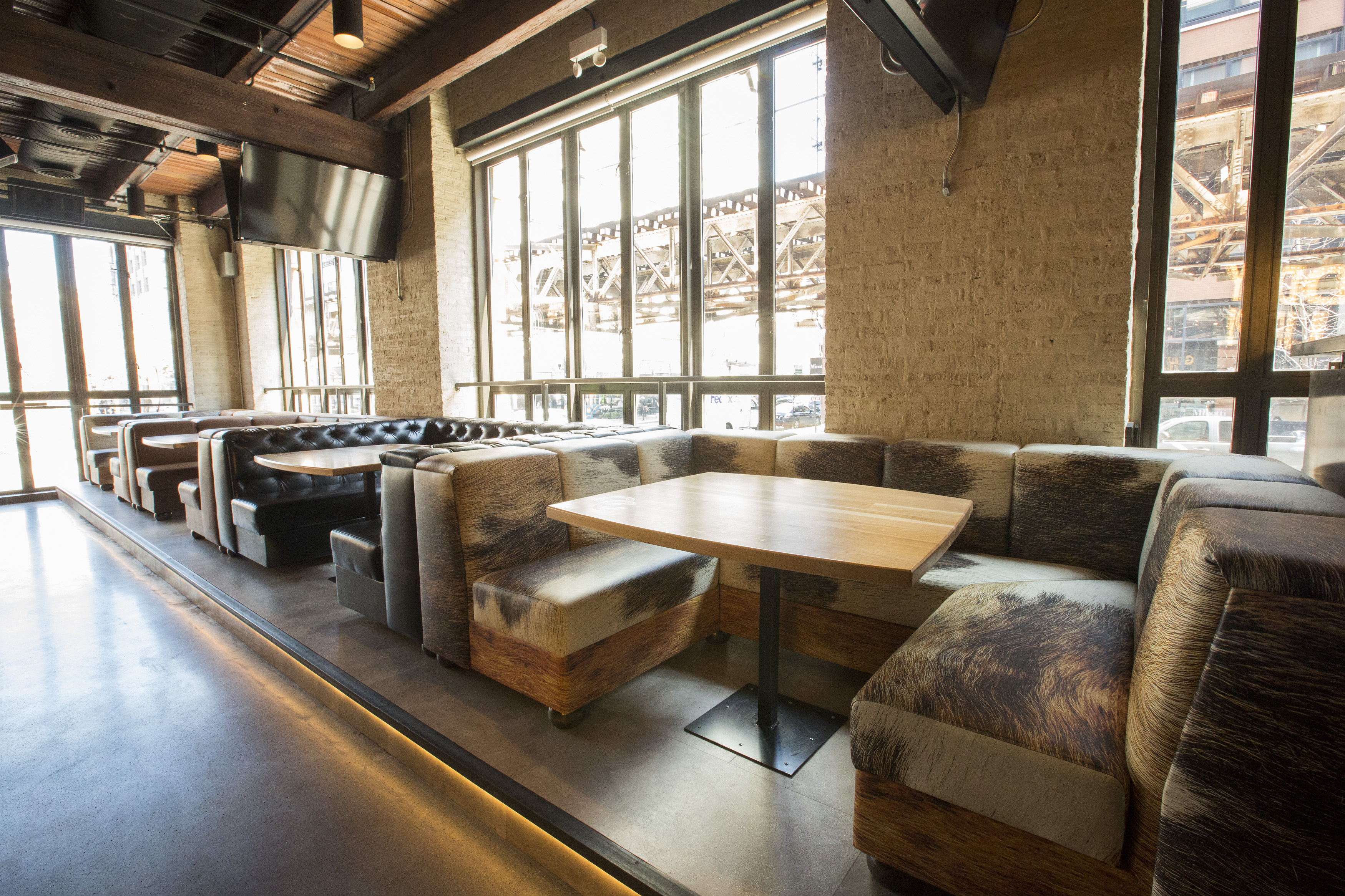 Gallop Through Concrete Cowboy Catering To River North