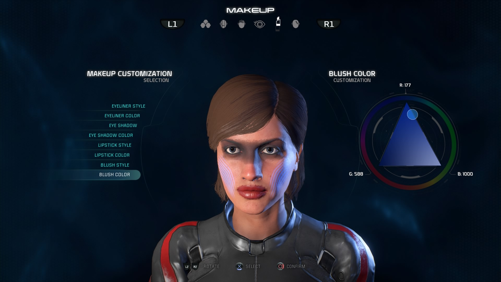 mass effect 1 how to get all dialogue options