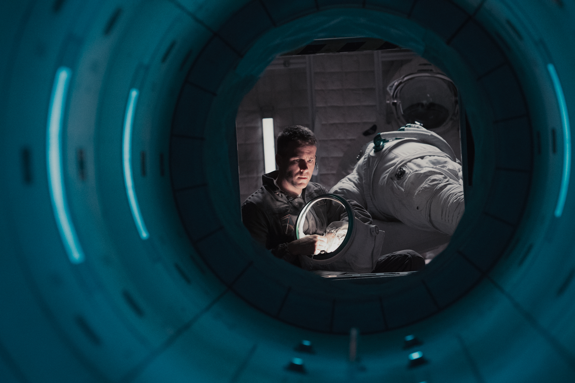 life review this space horror movie is a creepy but familiar