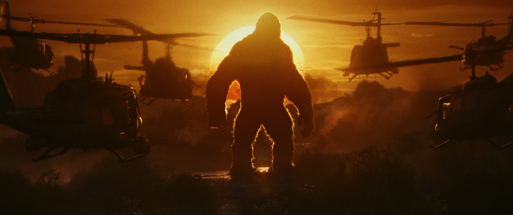 Image Warner Bros. Pictures & How Industrial Light u0026 Magic built a better Kong for Skull Island ... azcodes.com