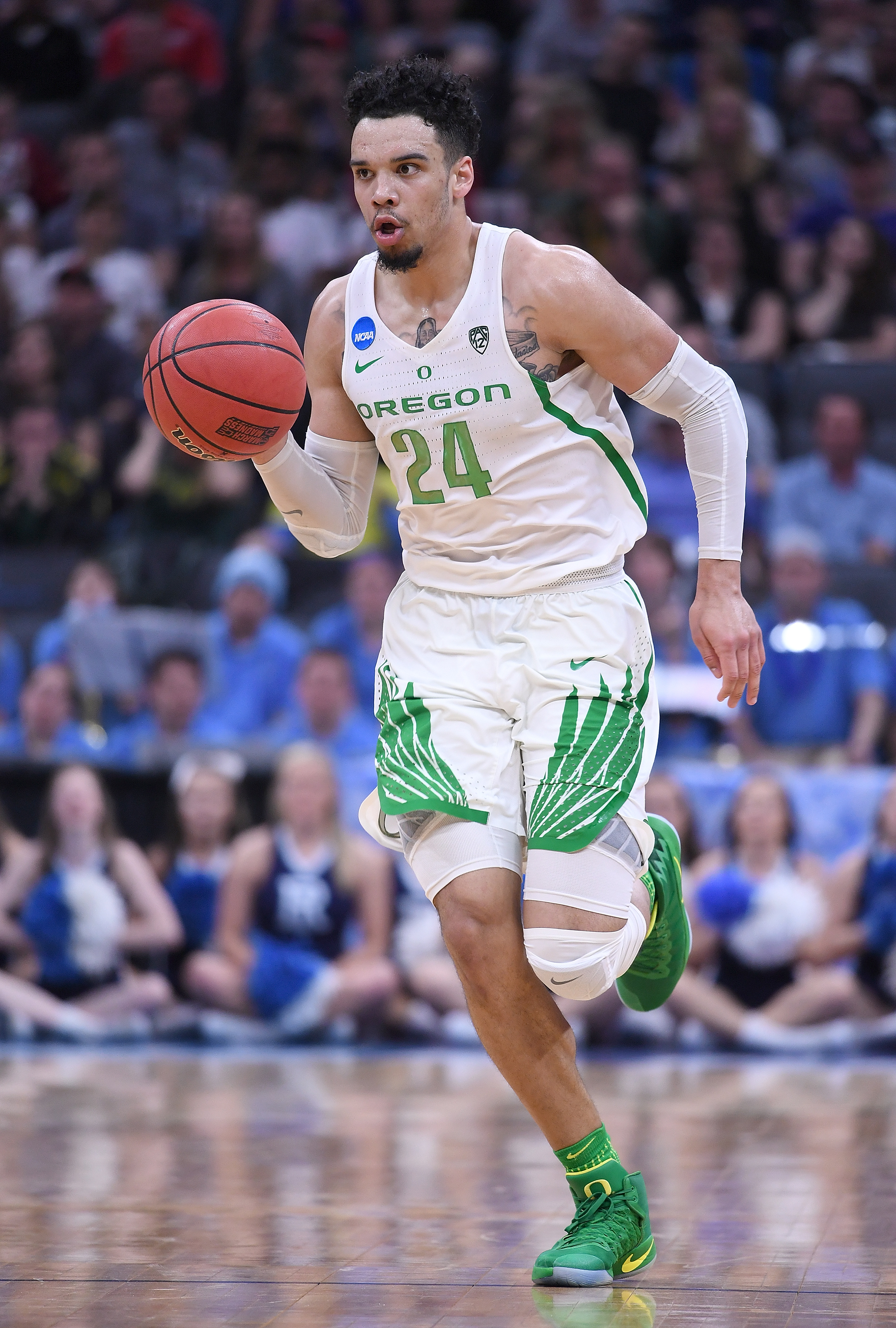 Dillon Brooks Named 2017 NABC All-American - Addicted To Quack