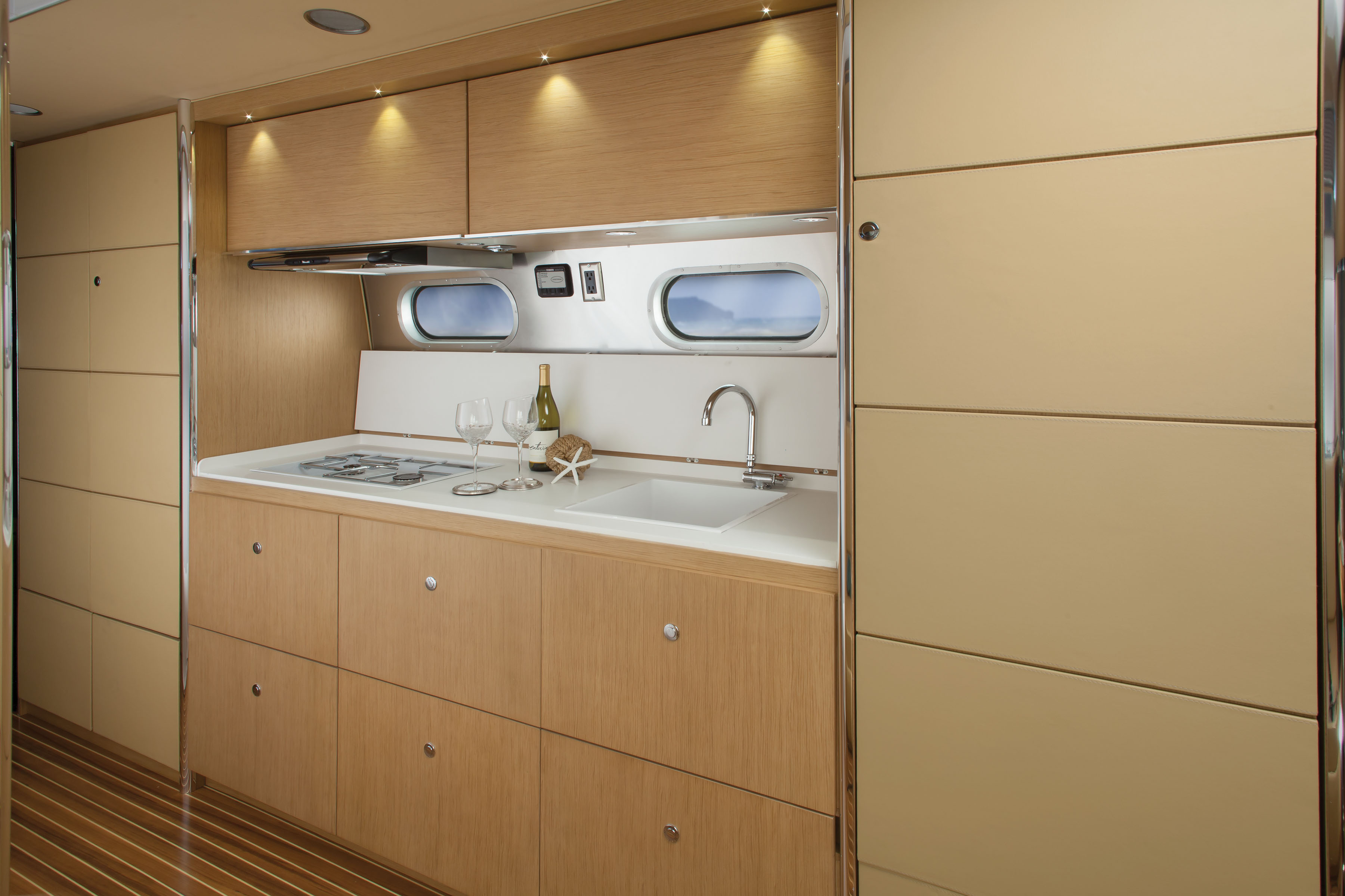 remembering airstream's fanciest trailer: the land yacht - curbed