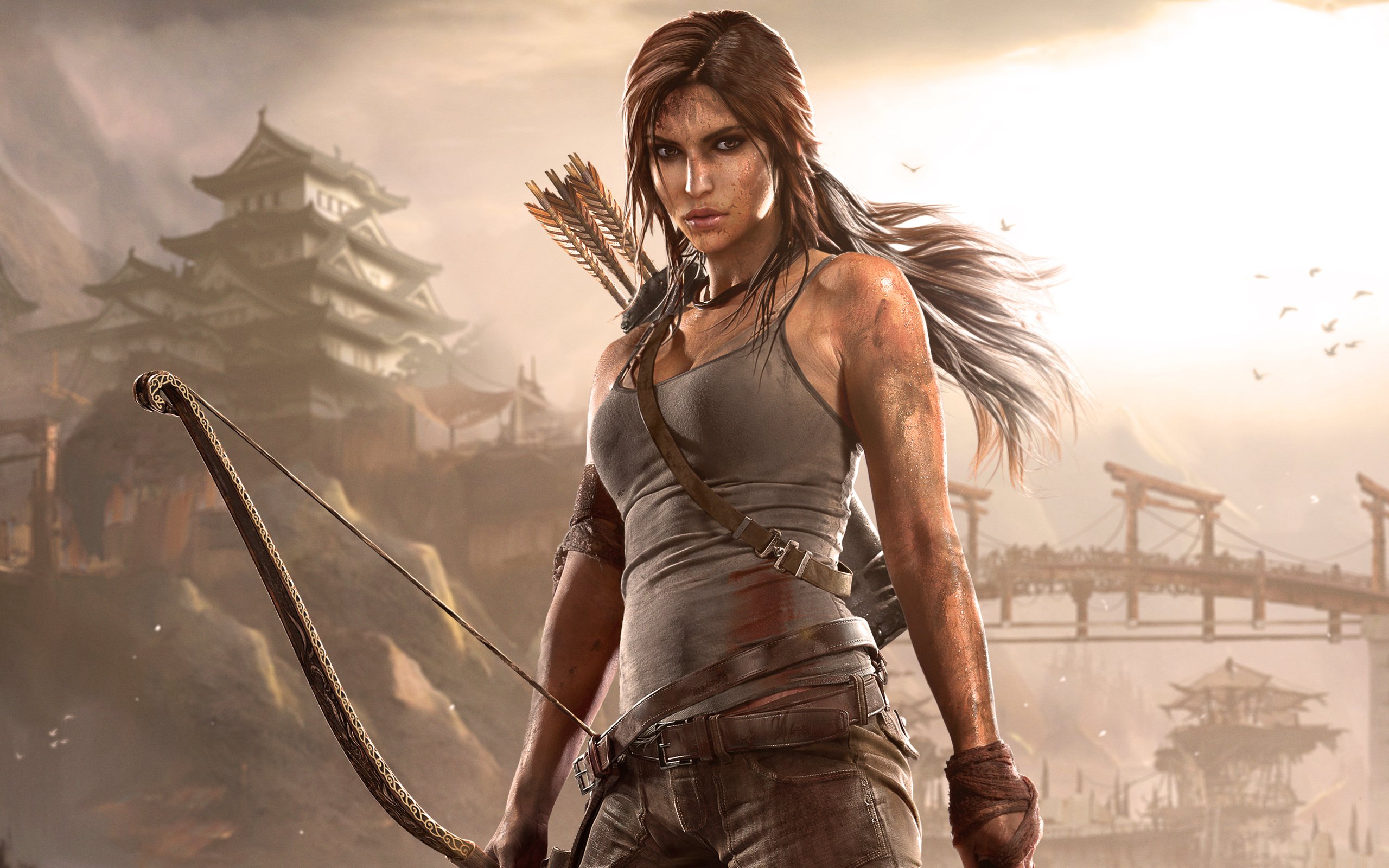 The Tomb Raider video game reboot has been largely praised for retaining the series's strong and smart female lead character, while shedding the franchise's ...
