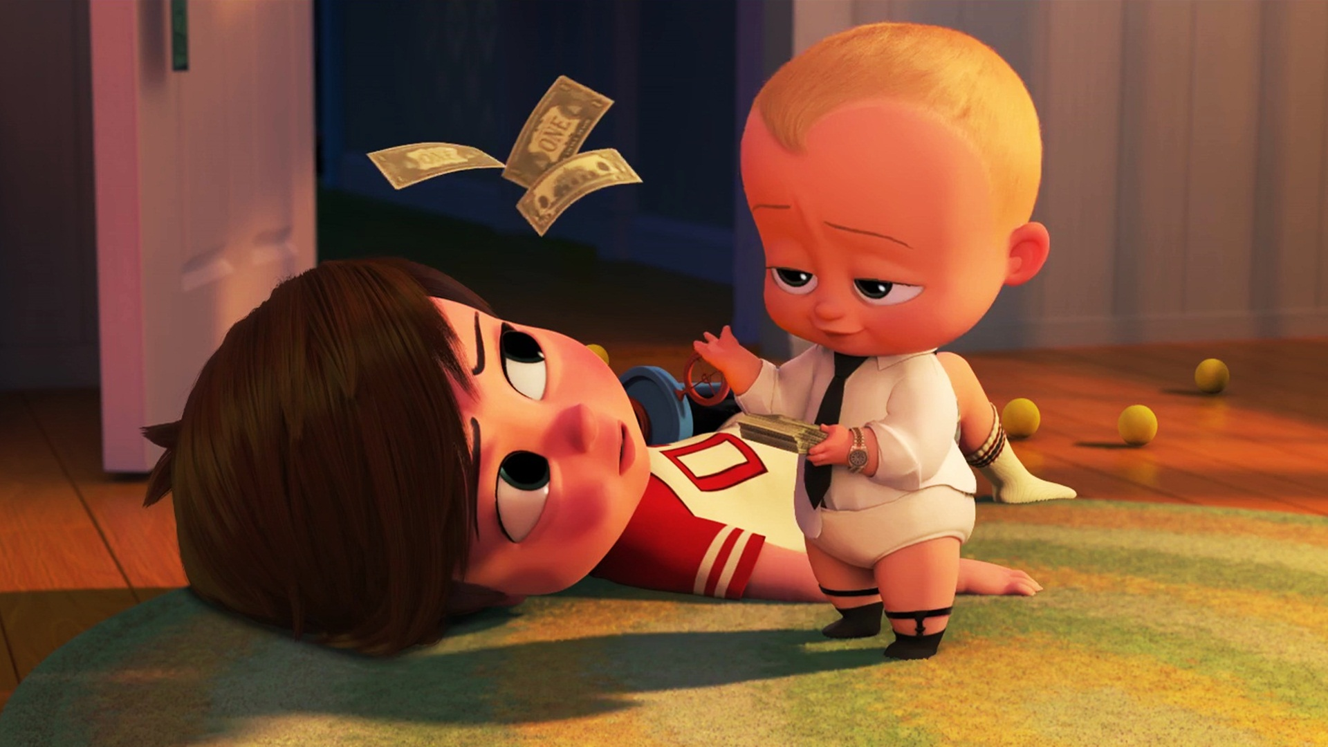 The Boss Baby Starring Alec Baldwin Is More Fantastical