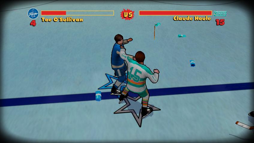 скачать игру Old Time Hockey - фото 4