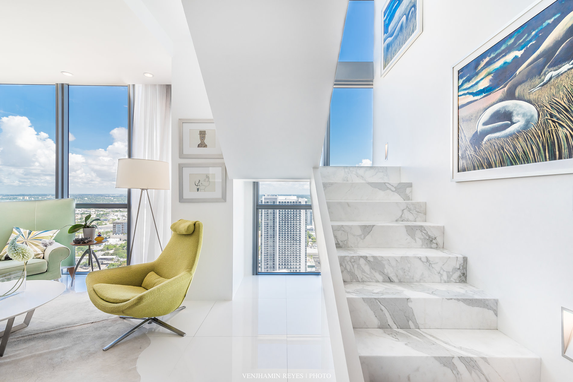 downtown miami loft at marquis residences trades for $2m curbed