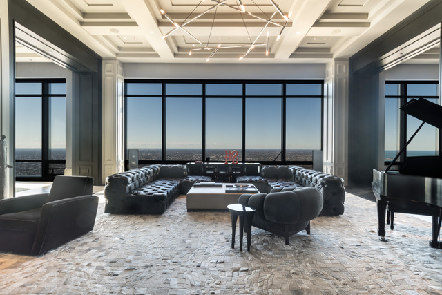 Ultrapricey Trump Tower penthouse takes first price cut Curbed
