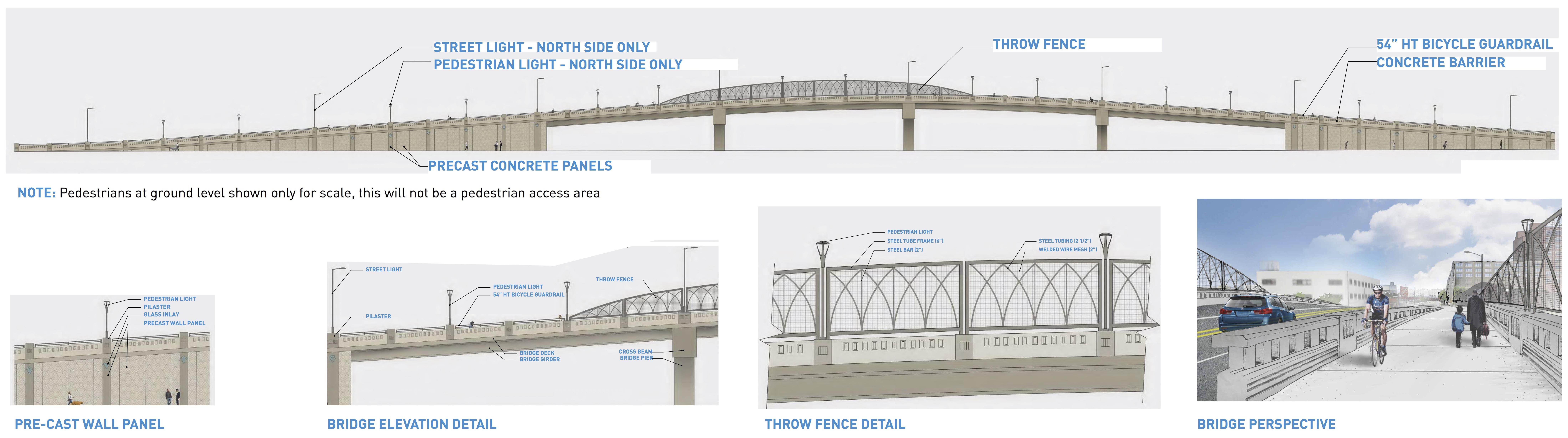 South Lander Street Bridge Project Releases Updated Design