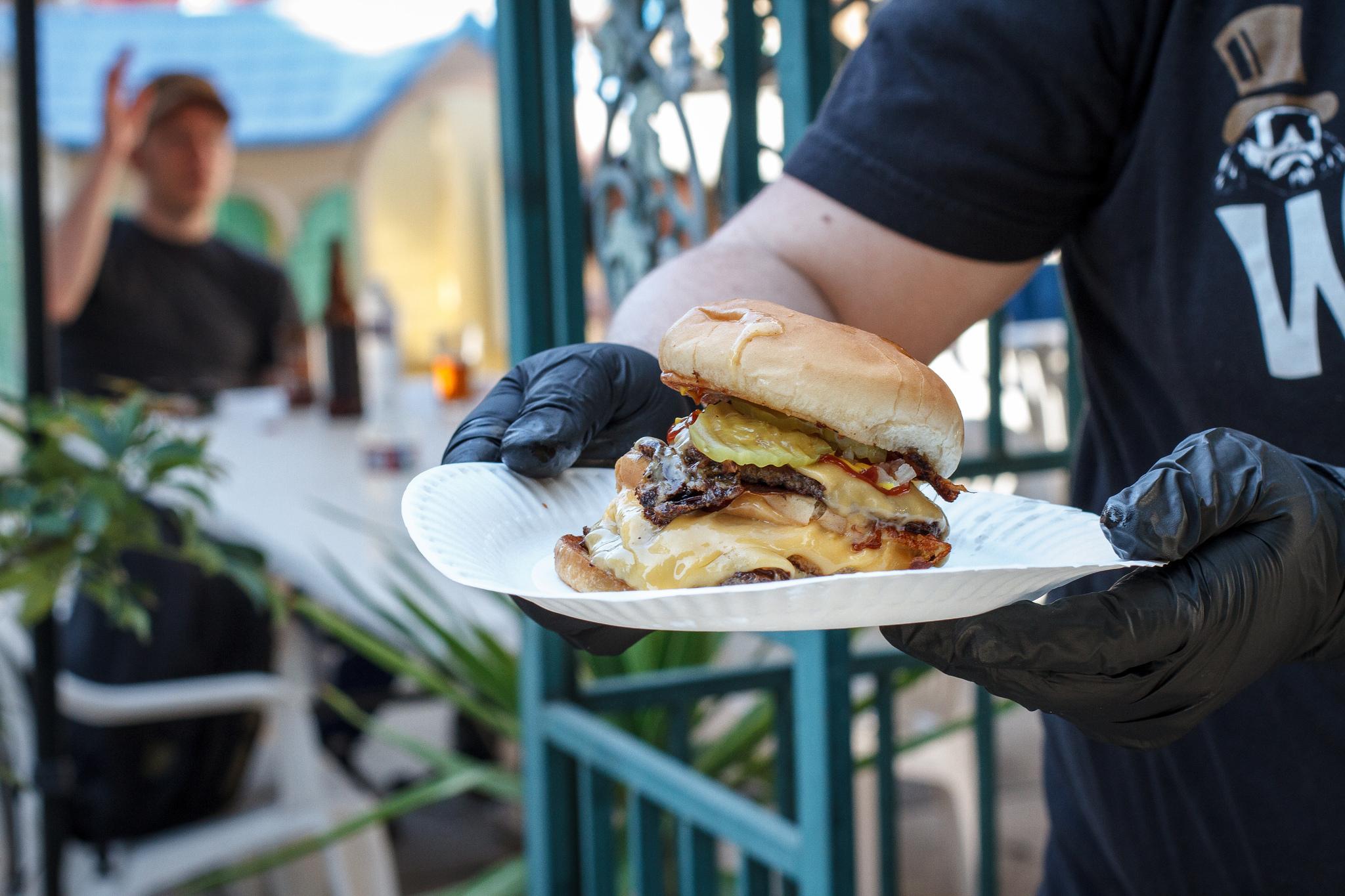 la u0027s new secret burger could become a street food obsession eater la