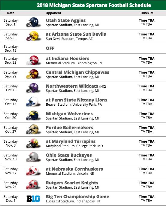 Nebraska State Football Playoff Predictions 2018 - image 6