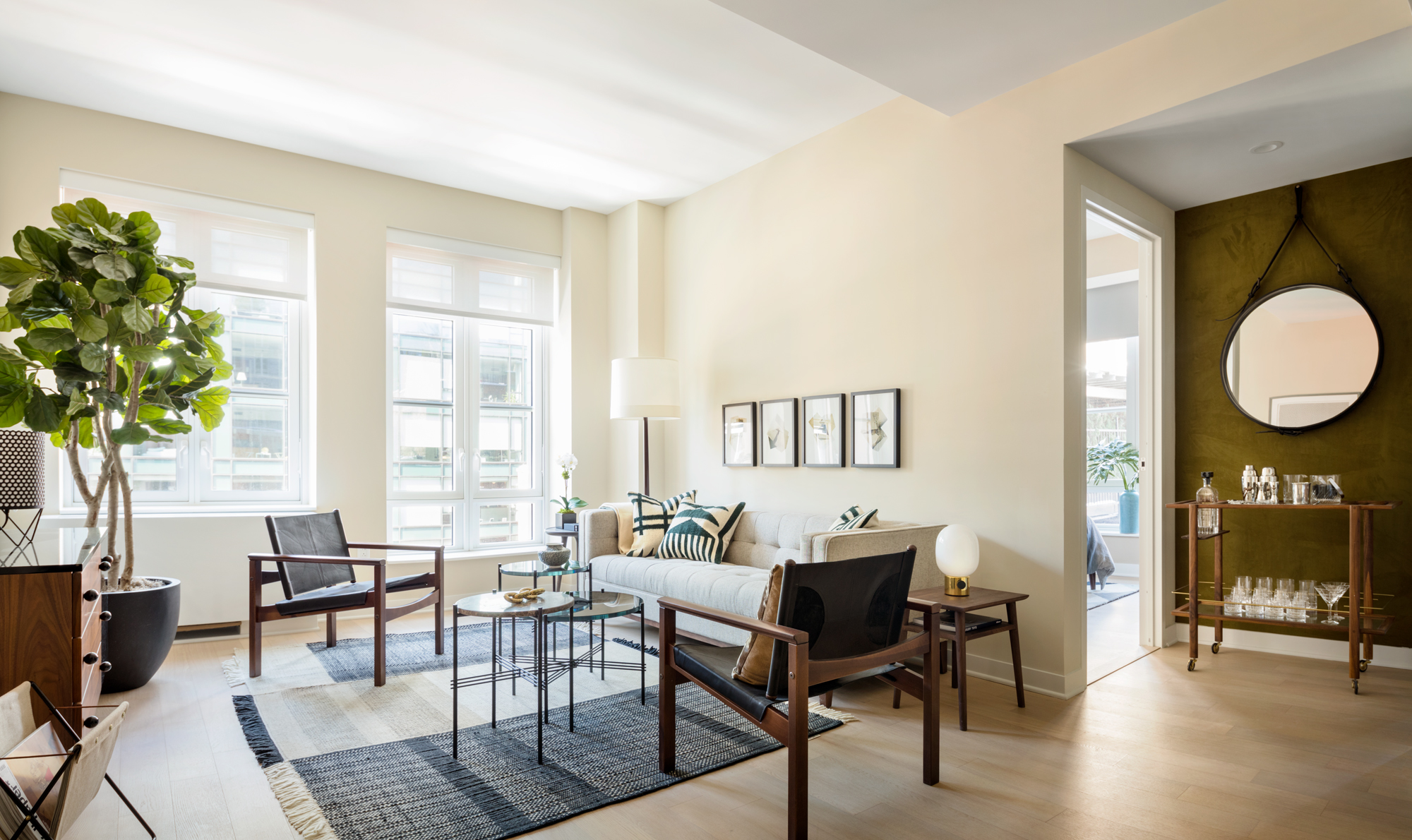 Hudson Square Building By Robert A M Stern And Related Debuts Rentals From 3 695 Month Curbed Ny